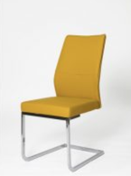 Rory dining chair - mustard