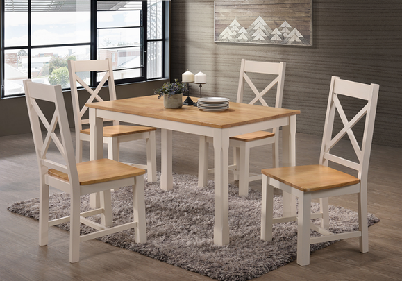 jacob dining table and chairs