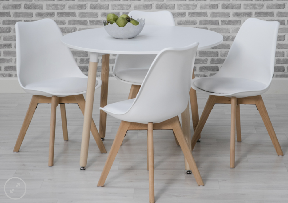 Normandy table and chairs